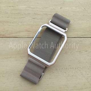 🚚 Replacement Strap with rim for Apple Watch iwatch