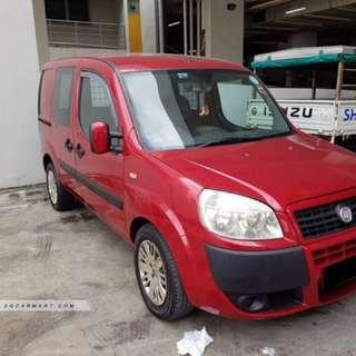 Doblo For Brand New 5 Years COE