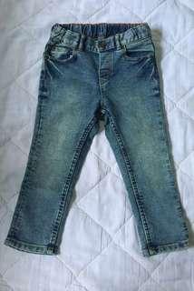 Jeans H&M size 12-18m