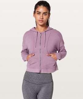 🚚 RTP$158 NWT Lululemon Next Move Jacket (Vintage Quartz) Size 6 (Fits Size 8)