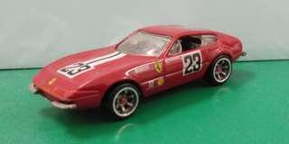 Hotwheels Ferrari365 GTB