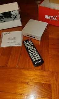 魅影M1+ 1080P全高清播放器