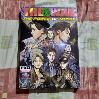 EXO 4th Repackaged Album - The Power of Music (Chinese Ver)