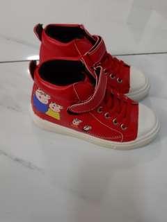 New Peppa Pig shoes