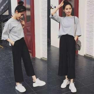 [BN] Jocina Back to Basics Culottes with Pockets
