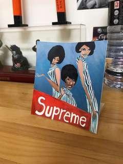 🚚 Supreme 貼紙