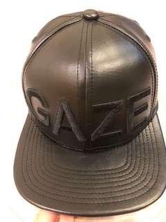 🚚 AES 皮革帽 snapback