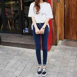 [BN] Back To Basics Denim Skinny Jeans