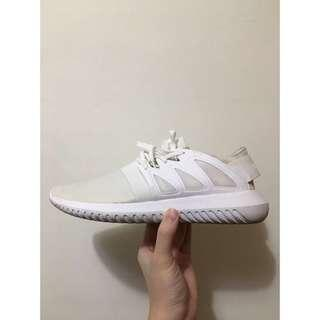 🚚 Adidas tubular viral 白