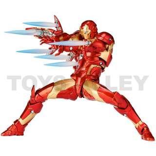 [Preorder] Amazing Yamaguchi Revoltech Bleeding Edge Armor Iron Man