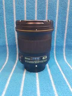 Nikon Afs 24/1.8 G