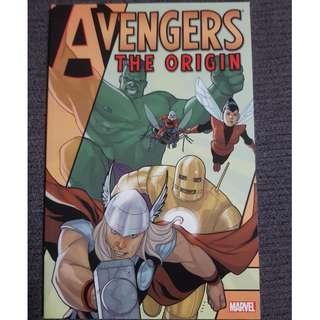 Avengers The Origin TPB