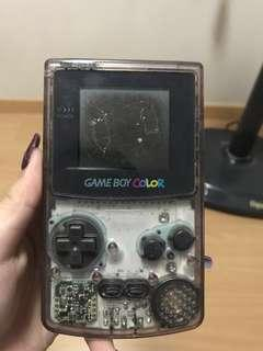 Vintage Gameboy Colour
