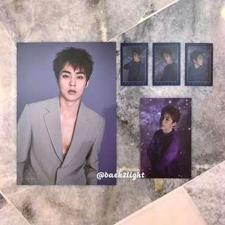 EXO SEASON GREETING 2019 (Xiumin set)