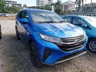 New Perodua Aruz 2019