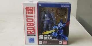 全新 Bandai Robot 魂 高達系列 240 YMS-15 GYAN 強人
