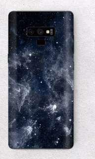 Note 9 sticker phone