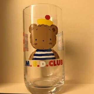 Sanrio vintage mr bear bear's dream 水杯