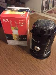 NX Rechargeable Camping Lantern
