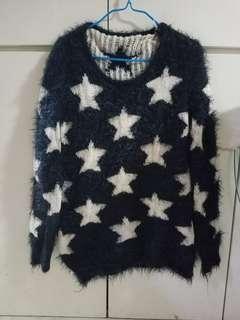 韓國星星冷衫