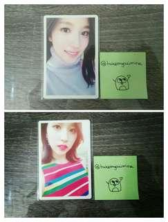 (WTS)Twice Mina official photocard