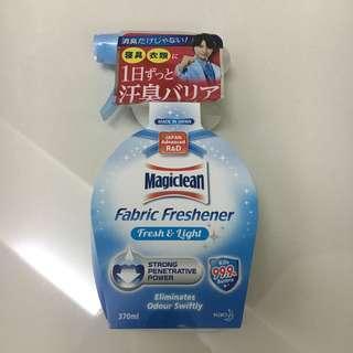 Magiclean Fabric Freshener (Fresh and Light) Strong penetrative power 370ml
