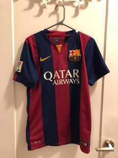 AUTHENTIC Neymar Jr. Barcelona Jersey