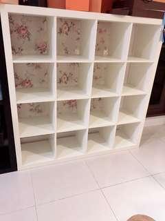 IKEA KALLAX系列 16格層架 置物櫃 書櫃