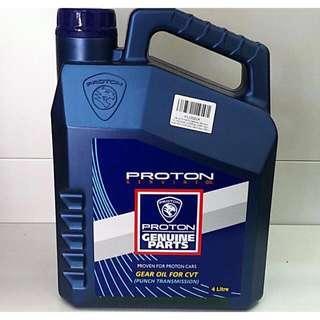 Cvt Oil Original Proton 4Liter