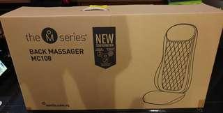BNIB Novita Back Massager MC108 (Red)