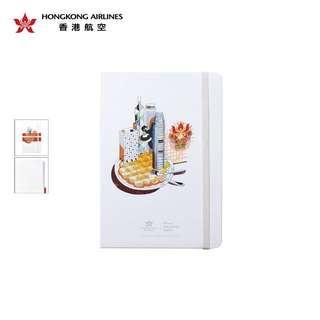 香港航空 Moleskine 筆記簿 Hong Kong Airlines Notebook