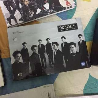 [WTS] EXO EXOLUXION IN SEOUL DVD