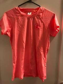 Orange/Pink Body Glove Surf Shirt