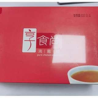 藍心湄代言【享食尚】滴雞精15入/60ml  (無禮盒裸包)