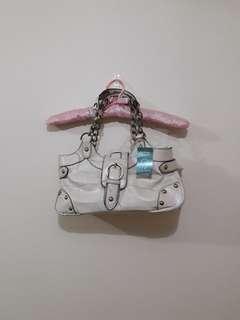 Nine West BNWT 2in1 beige handbag plus coin pouch
