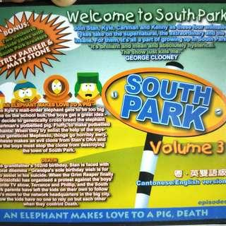 South Park Volumes 3 & 4
