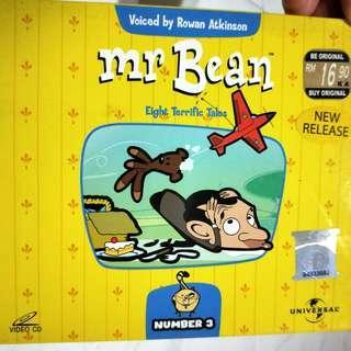 Mr Bean Eight Terrific Tales VCD