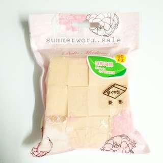 Belle Madame Diamond Makeup Sponge (12pcs) #SSV8