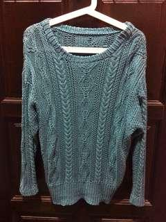 Knitted Top / Knit Top / Knitwear