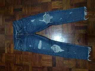 Ripped Jeans W26