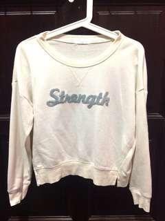 Crop Top Long Sleeve / Sweatshirt