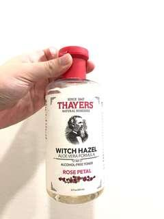 Thayers Witch Hazel Alcohol-Free Toner in Rose Petal