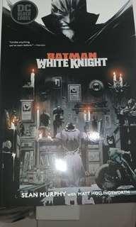 DC Batman White Knight TPB comic Black Label nude harley sex