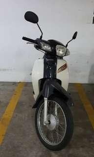 Honda EX5 110cc new generation