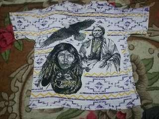 Vintage Apache full print