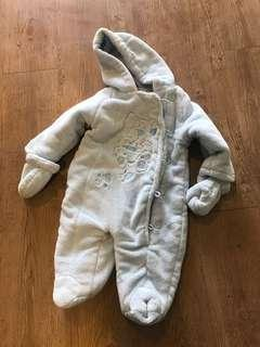 Bhs bambini winter suit with glove