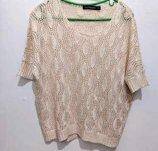 Fomal knitted tops