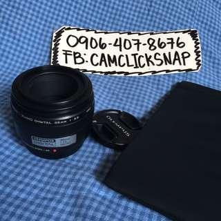 Olympus macro lens 35mm f3.5 zuiko digital