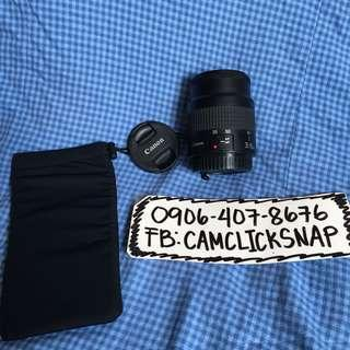 Canon EF 35-80mm zoom lens