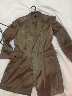 Bardot Kaia Blazer Dress Size 8